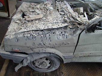 autoschade kan verzekerd worden; foto publiek domein wiki
